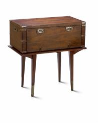 Mariner cabinet from Ryan Schlaefer Fine Furniture, Inc. Featured in mahogany.  Made in Colorado, USA.