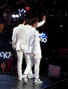 Luhan & Baekhyun #exo