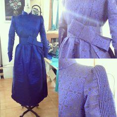 Mongolian national clothes Deel.