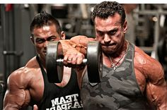 Bodybuilding.com - Leg Slayer: Rich Gaspari's Transformational Leg Day