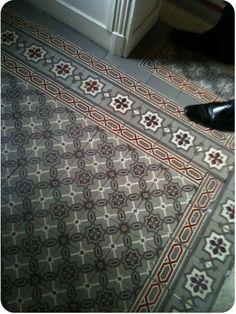 Another great shoe pic with cement tile floor backdrop. Tile Design, Flooring, Tiles, Home Deco, Tile Work, Beautiful Tile, Tile Inspiration, Floor Design, Cement Tile