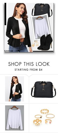 """SheIn 8 / XXVII"" by ozil1982 ❤ liked on Polyvore"