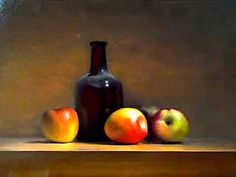'Old master' still life painting... - YouTube