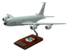 KC-135R Stratotanker Custom Express Model Airplane – Aim Higher Jets