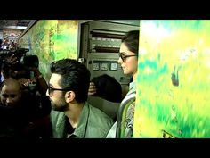 Deepika Padukone & Ranbir Kapoor to travel Mumbai To Delhi via train.