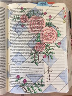 Numbers 6:24 The Lord Bless You and Keep You, bible journaling