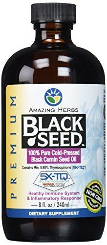 9 Reasons To Have A Teaspoon Of Black Cumin Oil Every Day