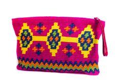 Wayuu Clutch- クラッチバッグ - Handwoven Clutch