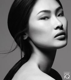 Love these helpful gorgeous makeup looks Tip# 7856 Dark Spot Treatment, Bright Skin, Best Beauty Tips, Gorgeous Makeup, Beautiful Asian Women, Female Portrait, Geisha, Woman Face, Black And White Photography