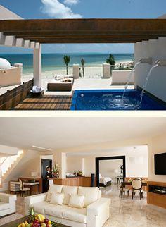 All inclusive resorts Playa del Carmen