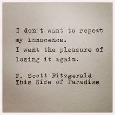 15 Favorite Quotes By F. Scott Fitzgerald