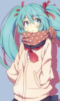 MikuHatsune, VOCALOID KAWAII ♡♡♡