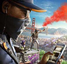 Watch Dogs 2 official website   Ubisoft