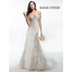 Maggie Sottero Bethany 4MC025- [Maggie Sottero Bethany] - Buy a Maggie Sottero Wedding Dress from Bridal Closet in Draper, Utah