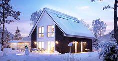 Viebrockhaus Maxime 305 - Familienhaus mit idealer Aufteilung, #viebrockhaus #einfamilienhäuser #maxime 305