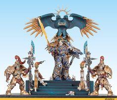 Warhammer 40000,warhammer40000, warhammer40k, warhammer 40k, ваха, сорокотысячник,фэндомы,Roboute Guilliman,Primarchs,Adeptus Custodes,Imperium,Империум,Miniatures (Wh 40000),Land Raider,Ultramarines,Ультрамарины,Space Marine,Adeptus Astartes Warhammer 40000, Warhammer Armies, Warhammer Models, Warhammer Fantasy, Sisters Of Silence, Warhammer Tabletop, Ultramarines, Sculptures, Lion Sculpture
