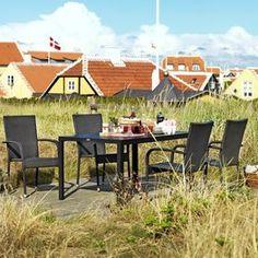 Pöytä SKAGEN P150cm+4 tuolia GUDHJEM