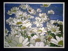 Daisy Mosaic... - by Stacie Walls Mosaic Art