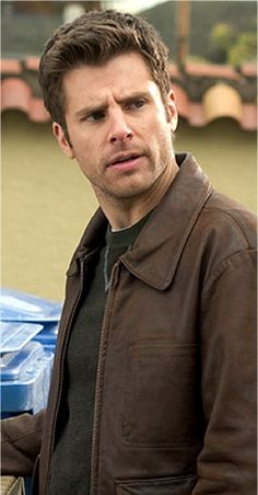 Don't have a board for anything like this but James Roday was so hot in the early season!