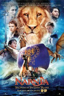 The Chronices of Narnia: The Voyage of the Dawn Treader