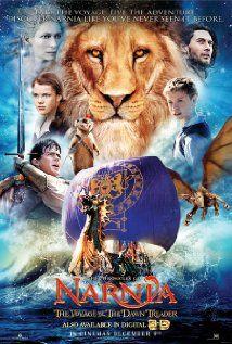 Le monde de Narnia: chapitre 3 - L'odyssée du passeur d'aurore (2010) Poster