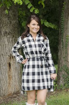 Oakleigh Rose - Pretty in Plaid Dress, $35.00 (http://www.oakleighrosestyle.com/pretty-in-plaid-dress/)