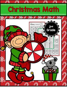 Christmas Math for second grade