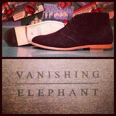 #VanishingElephant