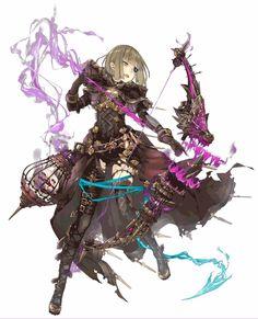 微博 Female Character Design, Character Design References, Character Design Inspiration, Character Concept, Character Art, Anime Fantasy, Fantasy Girl, Manga Characters, Fantasy Characters