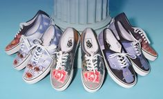#Vans x #OpeningCeremony René Magritte Collection #sneakers