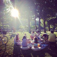 #picnic em #família :) uma verdadeira delícia