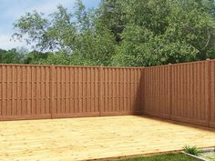 Our uniquely designed pressure treated fence panel is constructed from high-quality spruce which is less resinous all less susceptible to knots and holes. The thick 40mm framework is supported by three layers of 8mm panels making the total thickness 64mm. The main boards on either side of the support overlap each other such that you can't see through the gaps in the panel ensuring a degree of privacy and it makes them less resistant to weather penetration.