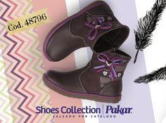 Moda Botas Shoes Collection Pakar NIñas