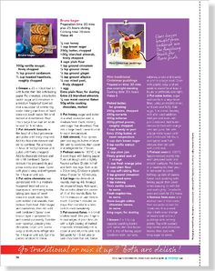 Bake it till you make it: Sugar and spice and all things nice - clipped from page 74 of Better Homes and Gardens, Dec 2013 issue by the Netp...