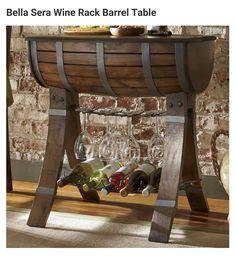 Wine Barrel Project