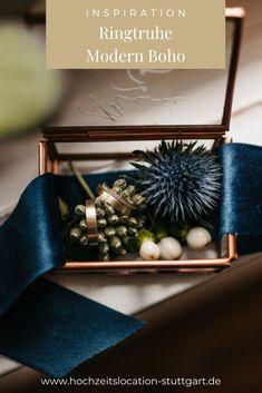 Modern Boho Ringschatulle Modern, Wedding, Home Decor, Wedding Ideas, Flowers, Dekoration, Valentines Day Weddings, Trendy Tree, Decoration Home
