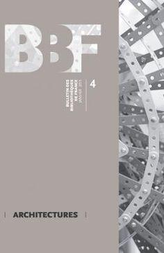 Page d'accueil   Bulletin des bibliothèques de France