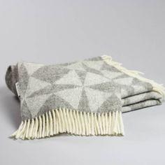 Mill blanket grey