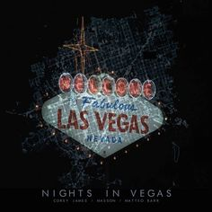 Corey James, Masson & Matteo Barr - Nights In Vegas