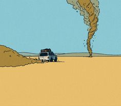 ILLUSTRATION - Robert G. Fresson