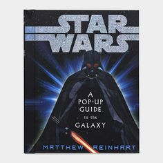 Star Wars: A Pop-Up Guide to the Galaxy (HC) | MoMAstore.org