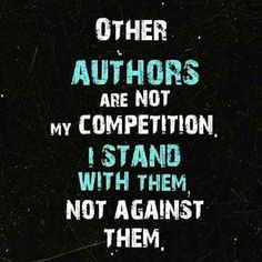 """Other authors are not..."