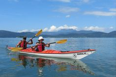 Kayaking Adventure in Paraty 			Kayak the warm, sheltered waters of the bay of Paraty on this guided kayak trip to islands and beaches.Swim, snorkel, see wildlife in the Mangrove and escape the boat-tripping crowds! 					Meet your guide early in the morning in Jabaquara beach and get ready for this adventure!After safety instruction on the beach from 9am, you will paddle with your guide to islands and beaches in the bay of Paraty in double kayaks. You'll have a 30 minute break...