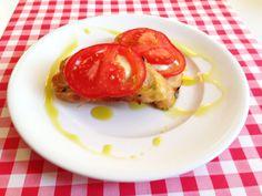 Bruschetta tomaat mozzarella | Het lekkerste recept vind je op AllesOverItaliaansEten