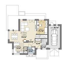 Antonio Bungalow Renovation, Floor Plans, House Ideas, Projects, Floor Plan Drawing