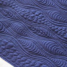 Quilting Is My Therapy Wavy Line Quilting Designs - Quilting Is My Therapy