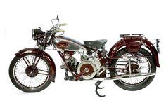 //Moto Guzzi GTS Motorcycle1934//