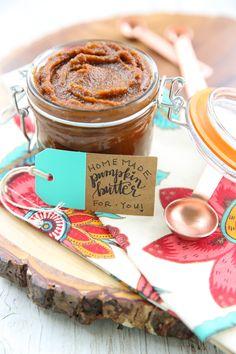Homemade Pumpkin Butter - Our Best Bites