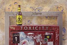 Magic Beer Mockup [-30% Offer] by Pere Esquerrà on @creativemarket