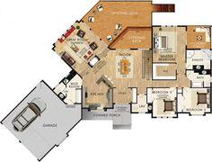 Cedar Glen II Floor Plan